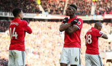 Manchester United Busts Out The Wakanda Celebration From The 'Black Panther' (VIDEO)