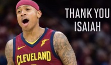 Sports Illustrated Hilariously Trolled Isaiah Thomas With Tribute Video For His Time In Cleveland That Lasted 15 Games (VIDEO)