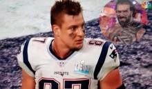 WWE's Jinder Mahal Trolls Rob Gronkowski Following Pats Super Bowl Loss (TWEET)