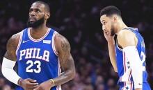REPORT: LeBron Checked Out Private Schools in Philadelphia Over All-Star Break