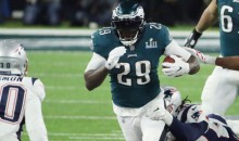Eagles Fans Were FREAKING OUT Over This Tweet from LeGarrette Blount (TWEETS)