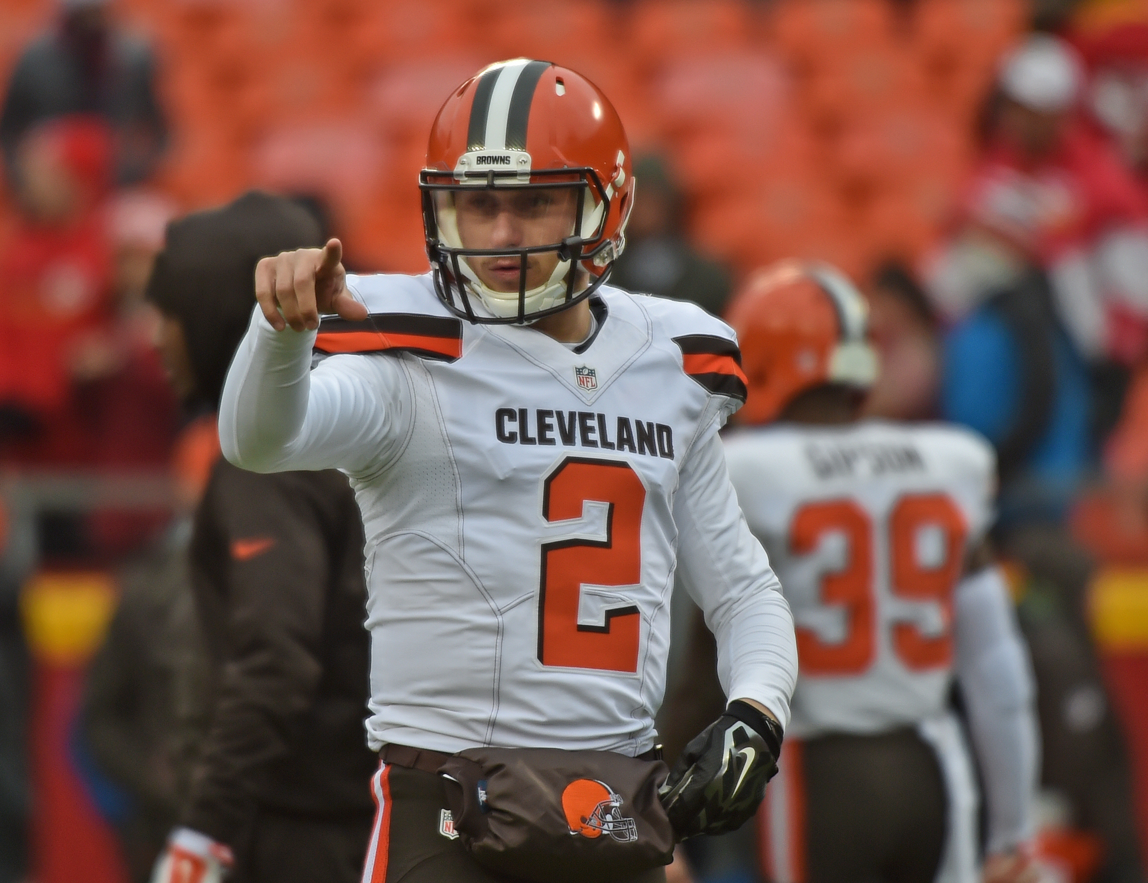 Johnny Manziel: 'I never really gave Cleveland a chance'
