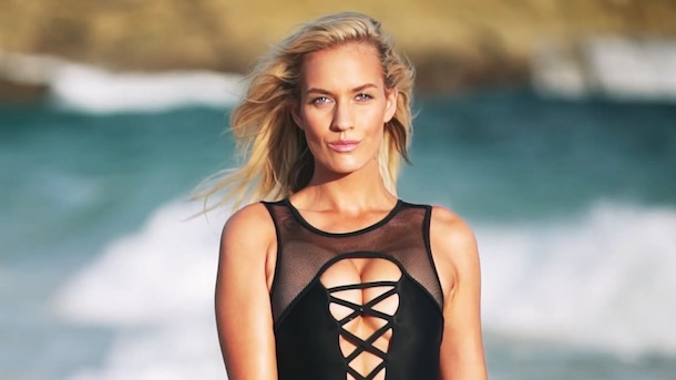 Paige Spiranac 2018 Sports Illustrated Swimsuit Issue