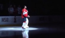"""Panthers Goalie Robert Luongo Offers Powerful Tribute to Parkland Victims: """"Enough Is Enough"""
