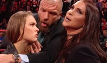 WWE Sets Up Ronda Rousey for Epic Tag-Team Match at WrestleMania 34 (VIDEOS)