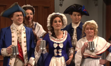 SNL Puts On Hilarious Skit About Both Patriots & Eagles Fans Just Before Super Bowl (VIDEO)