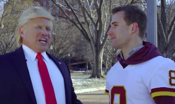 Washington Redskins May Franchise Tag Kirk Cousins In Order To Trade Him