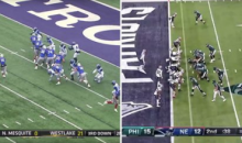 Did Eagles Get Their Trick Play from Nick Foles' High School Team? (VIDEO)