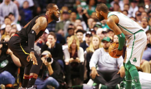 Isaiah Thomas 'Likes' Video of LeBron James Getting Scored On By Kyrie Irving (PIC)