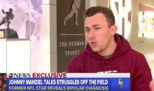 Johnny Manziel Opens Up About Struggles With Alcohol & Bipolar Disorder In Interview (VIDEO)