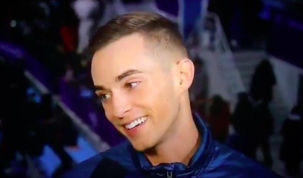 Adam Rippon's Perfect Response to Haters