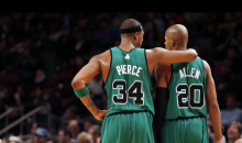Ray Allen Opens Up About Celtics Breakup In Instagram Tribute To Paul Pierce