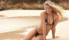 Genie Bouchard Is Showing Off Her Amazing SI Swimsuit Pics on Social Media (PICS)