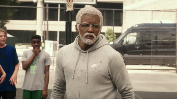 Kyrie Irving leads a team of National Basketball Association legends in 'Uncle Drew'