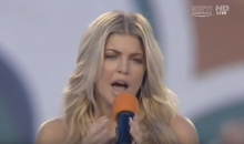 Fergie Also Butchered Her Last National Anthem Performance Back In 2011 (VIDEO)