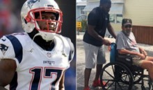 Patriots WR Returns To $11/Hour Job Transporting The Disabled Just Days After Super Bowl (VIDEO)