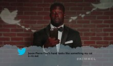 NFL Mean Tweets Are Back & Players Read About Themselves On Jimmy Kimmel Live! (VIDEO)