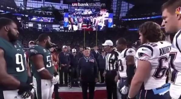 Super Bowl Coin Flip