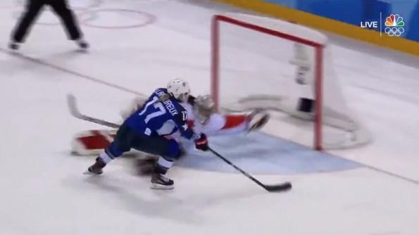USA Shootout Goal