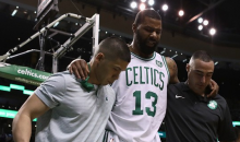 Boston Celtics F Marcus Morris Out of Tonight's Game Due To A Sore Left Ass