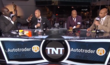 Shaq Gets Heated At Charles Barkley For Saying The Lakers Could've Won More If He Was In Shape (VIDEO)