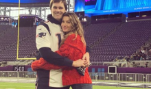 Gisele Told Her Kids That Tom Brady Let The Eagles Win The Super Bowl Because They Were Perennial Losers