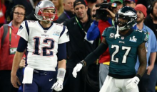 MIC'D UP: Malcolm Jenkins Smacked Brady On The Butt & Laughed After His Dropped Pass (VIDEO)