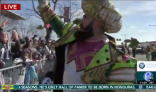 Jason Kelce Curses Live On Air While Chanting 'No One Likes Us, We Don't Care' (VIDEO)