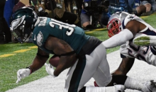 Alternate Angle Reveals Corey Clement's TD For Eagles In Super Bowl Should Not Have Counted (VIDEO)