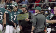 Mic'd Up: Turns Out Nick Foles Called 'Philly Special' Trick Play Himself In Super Bowl 52 (VIDEO)