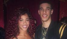 Rumors Swirling That Lonzo Ball Dumped His Pregnant Girlfriend For Singer Natalie La Rose