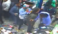 Police Release Video Of Eagles Fans Destroying Gas Station After Super Bowl & It's Chaotic (VIDEO)
