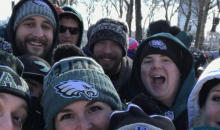 Eagles Fans Help CB Sidney Jones Recover Lost Phone At Parade; Took Selfies & Posted To His IG
