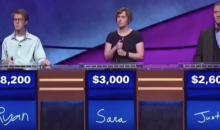 Jeopardy Contestants Struggled Horribly With NFL Category & Alex Trebek Let 'Em Have It (VIDEO)