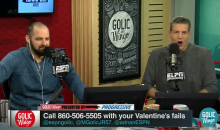 Mike Golic Made Sure To Tell His Son He Was Going To Bang Mrs. Golic For Valentine's Day (VIDEO)