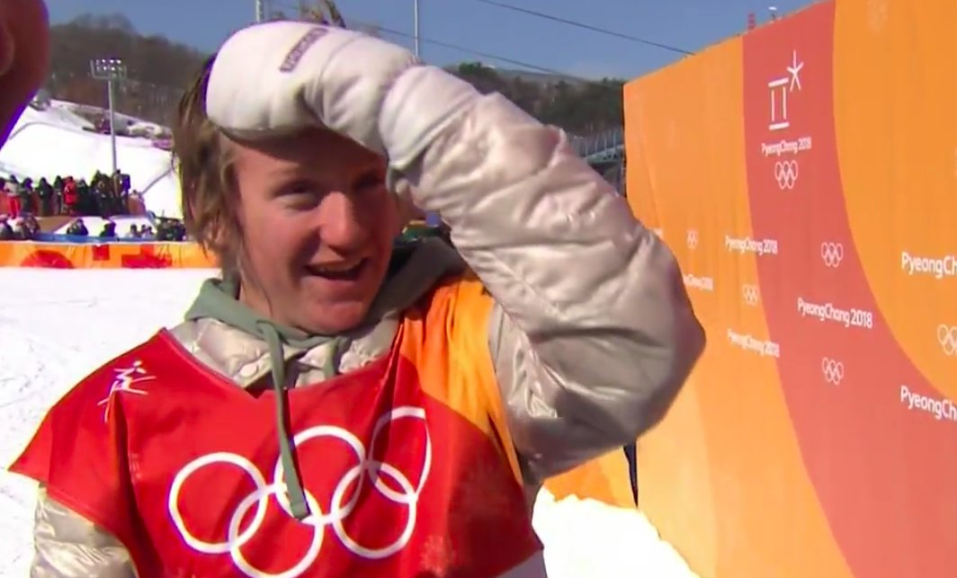 Winter Olympics: Who is Red Gerard?