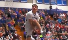 Georgetown Recruit Throws Down INSANE Between-the-Legs Dunk During Game (VIDEO)