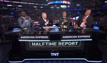 Shaq Had To Beg Barkley Not To Make Fun of Fergie's Anthem Performance (VIDEO)