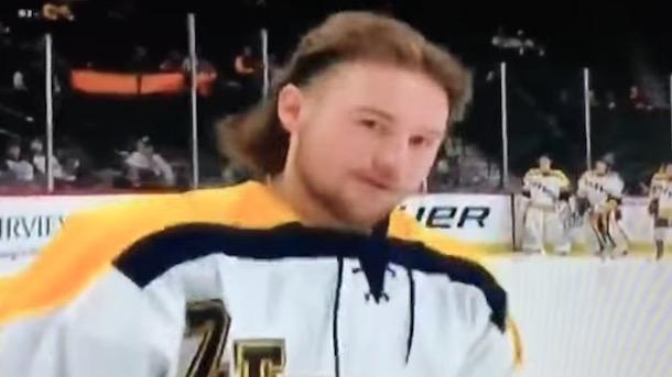 2018 All Hockey Hair Team 2