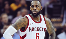 Here Are The Four Teams LeBron Has on His Free Agency Destination List
