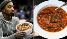 The Reason J.R. Smith Threw Chicken Tortilla Soup At Cavs Coach Damon Jones Revealed