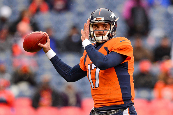 Miami Dolphins Sign QB Brock Osweiler
