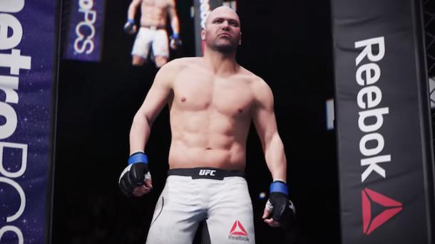 EA Sports Dana White UFC 3