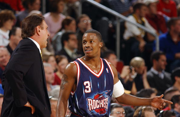 Steve Francis Says He Was Never On Crack, But Did Drink Heavily