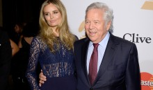 Robert Kraft Says GF's Secret Baby Isn't His, But He Will Be Taking Care of The Child
