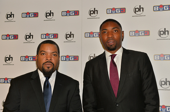 Roger Mason BIG3 Is Hostile, Racist ... BIG3 Calls BS