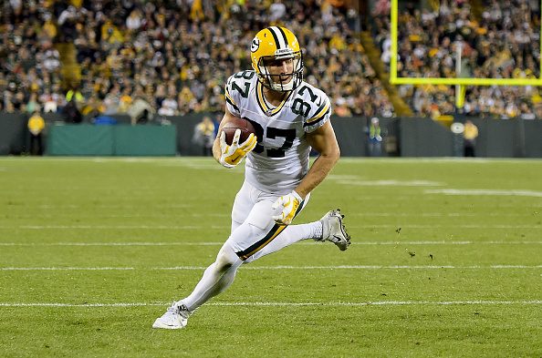 WR Jordy Nelson to visit Raiders on Wednesday