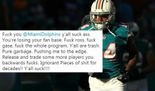 Dolphins Fans Rip The Team For Trading Jarvis Landry To The Cleveland Browns (TWEETS)
