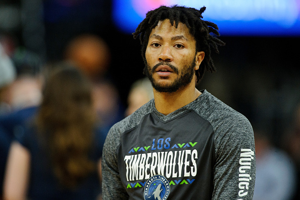 Derrick Rose signs deal with Minnesota Timberwolves