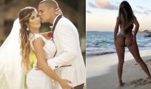 Bills' Jordan Poyer Married IG Model Rachel Bush, and the Honeymoon Pics Are FIRE (PICS)